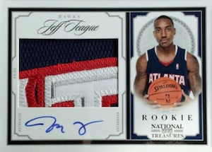 Jeff Teague Rookie Card Guide and Checklist 1