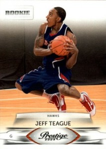 Jeff Teague Rookie Card Guide and Checklist 24