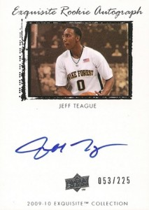 Jeff Teague Rookie Card Guide and Checklist 2