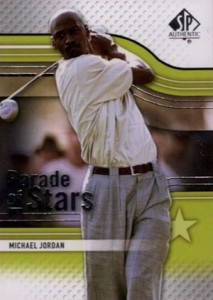 2012 SP Authentic Michael Jordan #61