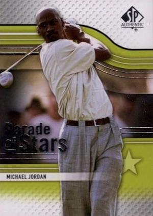 Ultimate Guide to Michael Jordan Golf Cards 7