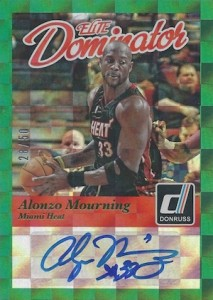 2014-15 Donruss Basketball Elite Dominators Signatures