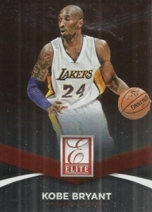2014-15 Donruss Basketball Elite Kobe