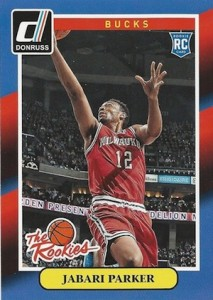 2014-15 Donruss Basketball The Rookies Jabari Parker