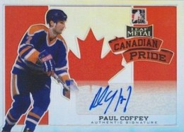 2014-15 ITG Leaf Metal Hockey Cards 22