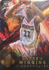 2014-15 Panini Court Kings Andrew Wiggins #233