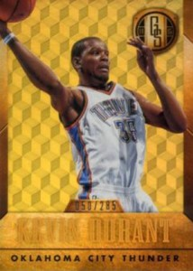 2014-15 Panini Gold Standard Basketball Variations Guide 18