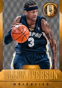 2014-15 Panini Gold Standard Basketball Variations Guide 67