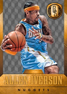 2014-15 Panini Gold Standard Basketball Variations Guide 65