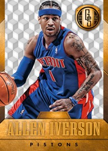 2014-15 Panini Gold Standard Basketball Variations Guide 66