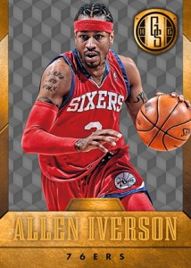 2014-15 Panini Gold Standard Basketball Variations Guide 68