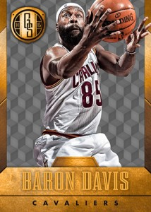 2014-15 Panini Gold Standard Basketball Variations Guide 73