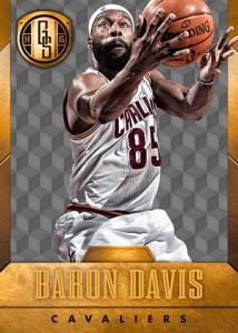2014-15 Panini Gold Standard Basketball Variations Guide 77