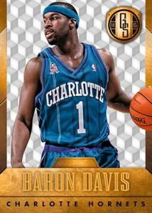 2014-15 Panini Gold Standard Basketball Variations Guide 69