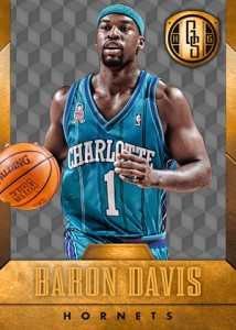 2014-15 Panini Gold Standard Basketball Variations Guide 70