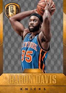 2014-15 Panini Gold Standard Basketball Variations Guide 74