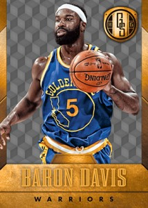 2014-15 Panini Gold Standard Basketball Variations Guide 71