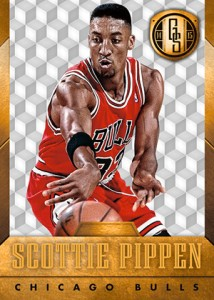 2014-15 Panini Gold Standard Basketball Variations Guide 79