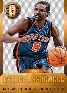 2014-15 Panini Gold Standard Basketball Variations Guide 84