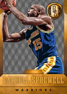 2014-15 Panini Gold Standard Basketball Variations Guide 83