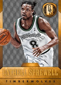 2014-15 Panini Gold Standard Basketball Variations Guide 85