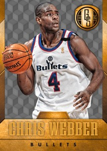 2014-15 Panini Gold Standard Basketball Variations Guide 87