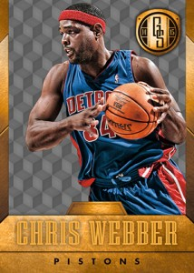 2014-15 Panini Gold Standard Basketball Variations Guide 91