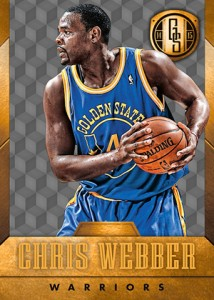 2014-15 Panini Gold Standard Basketball Variations Guide 92