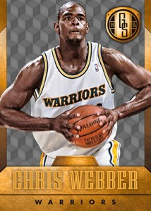 2014-15 Panini Gold Standard Basketball Variations Guide 86