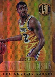 2014-15 Panini Gold Standard Basketball Variations Guide 30