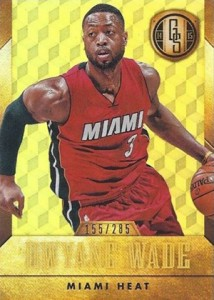 2014-15 Panini Gold Standard Basketball Variations Guide 12