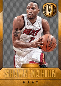 2014-15 Panini Gold Standard Basketball Variations Guide 56