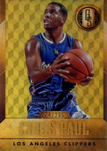 2014-15 Panini Gold Standard Basketball Variations Guide 13