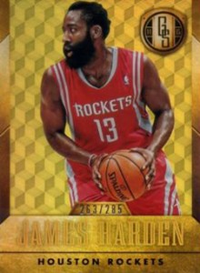 2014-15 Panini Gold Standard Basketball Variations Guide 17