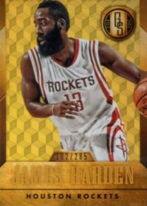 2014-15 Panini Gold Standard Basketball Variations Guide 16