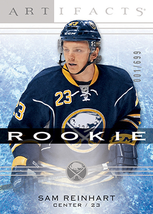 2014-15 Fleer Ultra, Upper Deck Artifacts and MVP Hockey Rookie Redemptions List 2