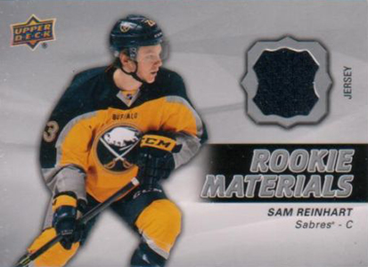 2014-15 Upper Deck Hockey Rookie Materials