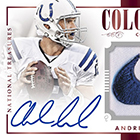 2014 Panini National Treasures Football Cards