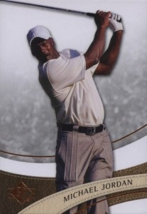 2014 SP Authentic Michael Jordan #23
