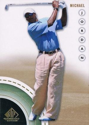 Ultimate Guide to Michael Jordan Golf Cards 11