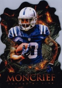 2014 Topps Fire Football Cards 27