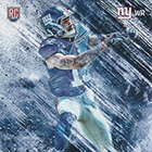 2014 Topps Fire Football Cards