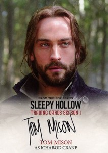 2015 Cryptozoic Sleepy Hollow Season 1 Trading Cards 22