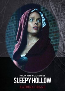 2015 Cryptozoic Sleepy Hollow Season 1 Trading Cards 24