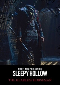 2015 Cryptozoic Sleepy Hollow Season 1 Trading Cards 25