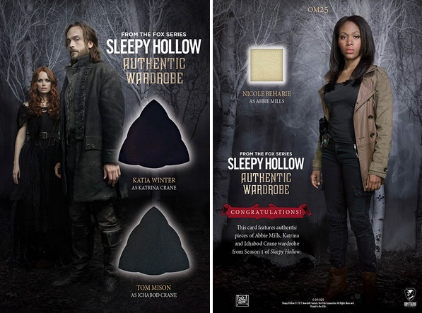 2015 Cryptozoic Sleepy Hollow Season 1 Trading Cards 28