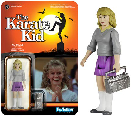 2015 Funko Karate Kid ReAction Figures 21