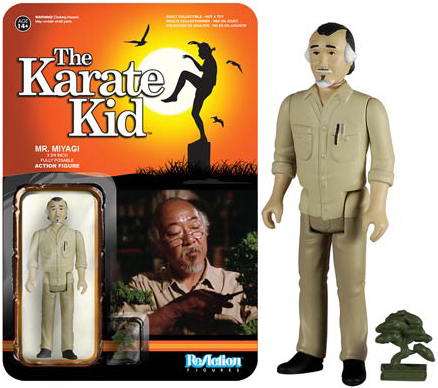 2015 Funko Karate Kid ReAction Figures 26