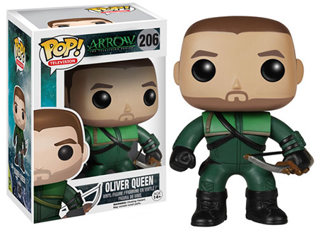 2015 Funko Pop Arrow 206 Oliver Queen