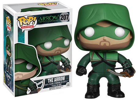 2015 Funko Pop Arrow 207 The Arrow